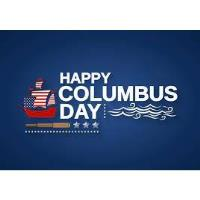 Chamber Closed in Observance of Columbus Day