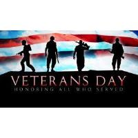 Chamber Closed in Observance of Veteran's Day