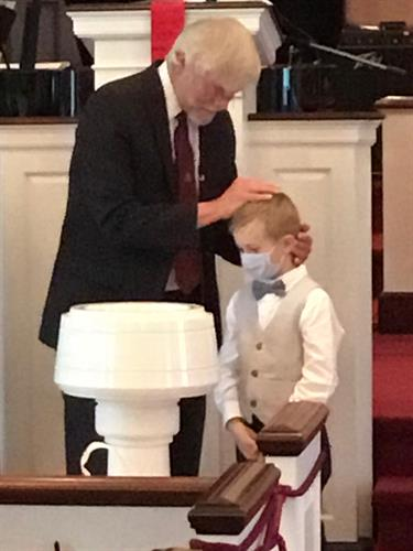 Baptisms for all ages