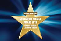 CONGRATULATIONS_ Local Shoe Store Wins Gold Medal Service Award 2019!