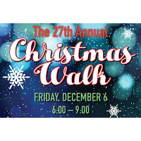 The Tradition of Christmas… At the Walk