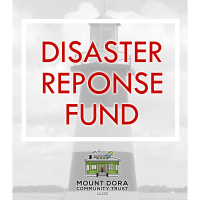 Mount Dora Community Trust Kicks off Disaster Response Fund