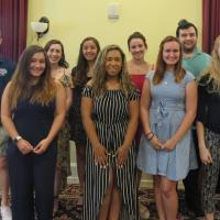 Rotary Club Presents Scholarships