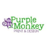 Purple Monkey Print & Design Comes to Mount Dora