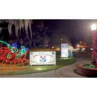 It's The Season.. For The Annual Mount Dora Holiday Greeting Card Lane!