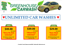 5M Commercial LLC - Operates Greenhouse Car Wash - Oxford
