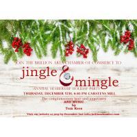 Member Event: Jingle and Mingle