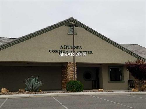 The Artesia Community Center. Check out the new and resale homes in Artesia today.