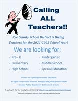 Nye County School District