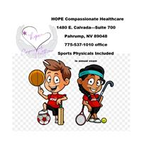 HOPE Compassionate Healthcare - Pahrump