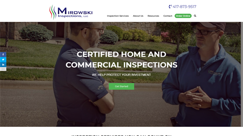 Home Inspection Site