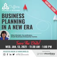 Business Planning in a New Era