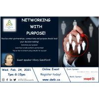 Dufferin Women in Business presents: Networking with Purpose