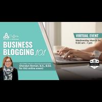 Dufferin Women in Business Present: Business Blogging 101