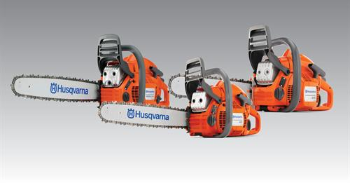 Husqvarna Lawn and Garden Equipment
