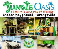 Jungle Oasis Playground Inc.