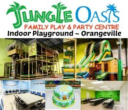Jungle Oasis Playground Inc.