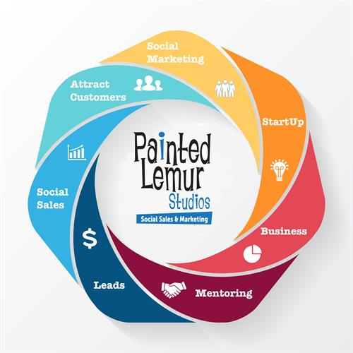 Painted Lemur Studios can help you with any part of your marketing