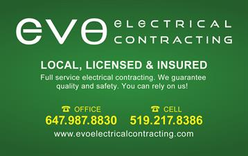 EVO Electrical Contracting