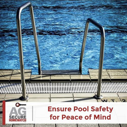 Check out our blog. https://www.agsecurehomewatch.ca/pool-safety-whileaway