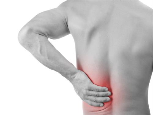 We treat muscle aches and pains
