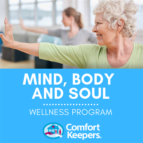 New Wellness Program for the Mind, Body & Soul. Private sessions in your home are now available for Reflexology, Yoga (Mat), and Chair Yoga.