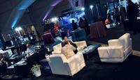 gowest 2020 lounge set up