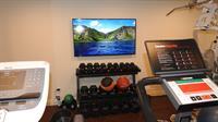 Home Gym TV Installation