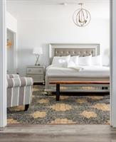 Jacuzzi Suite Bedroom - Recently Renovated