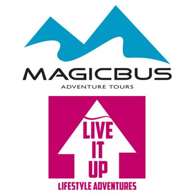 MagicBus Tours and Live It Up Lifestyle Adventures