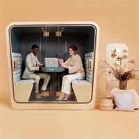 Loop Phone Booth | Office Meeting Room | Loop Cube Custom