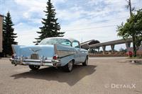 1957 Bel Air paint restoration