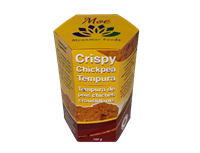 Crispy Chickpea Tempura - Ready Eat Dry Product