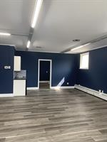 Commercial Retail space renovation