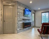 Accent Wood Wall In Elerslie