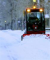 Condominium Sidewalk Snow Removal