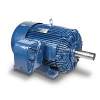Explosion Proof Motors: CSA certified explosion proof motors in TEXP frames suitable for use in Class I and II Division 1 hazardous locations.