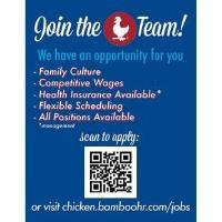 Zaxby's aka Butts County Chicken LLC