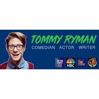 Comedian Tommy Ryman