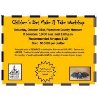 Children's Bat Make & Take