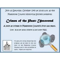 Crimes of the Past: Uncovered