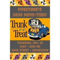 6th Annual Drive-Thru Trunk or Treat
