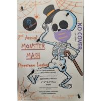2nd Annual Monster Mash