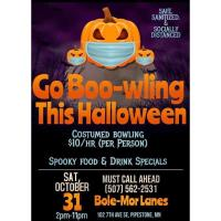 Go Boo-wling!