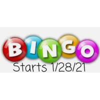 Bingo Re-Starts at Legion