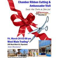 Chamber Ambassador Visit & Ribbon Cutting