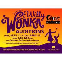 Auditions for Willy Wonka
