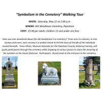 """""""Symbolism in the Cemetery"""" Walking Tour"""