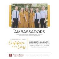 """Quartet """"The Ambassadors"""""""