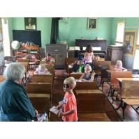 One-Room Schoolhouse Open